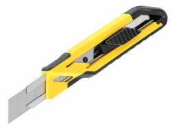 Stanley Tools Self-Locking Snap-Off Knife 18mm