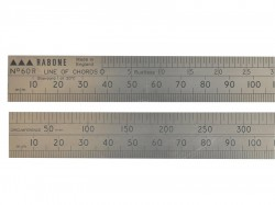 Stanley Tools 60R Line of Chords Rule 60cm