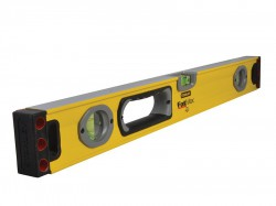 Stanley Tools FatMax Spirit Level 3 Vial 60cm