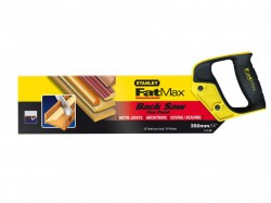 Stanley Tools FatMax Tenon Back Saw 360mm (14in) 13tpi