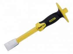 Stanley Tools FatMax Concrete Chisel 19 x 300mm (3/4in) with Guard