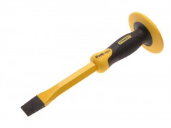 Stanley Tools FatMax Cold Chisel 300 x 25mm (12in x 1in) with Guard