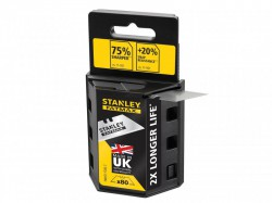 Stanley Tools FatMax® Utility Blades (Dispenser of 80)