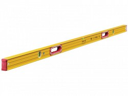 Stabila 196-2-180 Spirit Level 3 Vial 15237 183cm