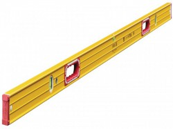 Stabila 196-2-200 Spirit Level 3 Vial 17209 200cm