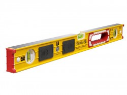 Stabila 196-2 LED Illuminated Spirit Level 3 Vial 17392 60cm
