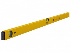 Stabila 70-120 Single Plumb Spirit Level 2 Vial 120cm