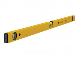 Stabila 70-2-100 Double Plumb Spirit Level 3 Vial 100cm
