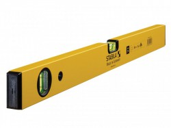 Stabila 70-60 Single Plumb Spirit Level 2 Vial 60cm