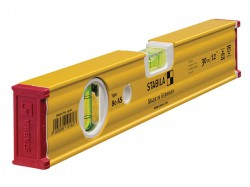 Stabila 80 AS Spirit Level 2 Vial 19162 30cm