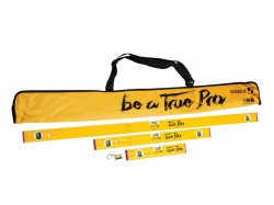 Stabila 80 AS True Pro Edition Level Set, 5 Piece