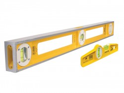 Stabila 83 S Level Pack 100cm + 81 S REM