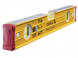 Stabila 96-2-40 Spirit Level 3 Vial 15225 40cm