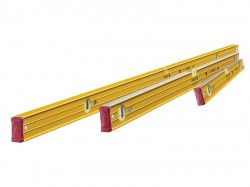 Stabila 96-2 Level Pack 60cm, 120cm & 180cm