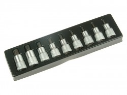 Stahlwille Torx Socket Set 9 1/2in Drive