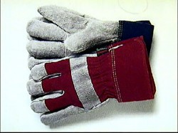 Town & Country TGL106M General Purpose Navy/Red Gloves Ladies - Medium