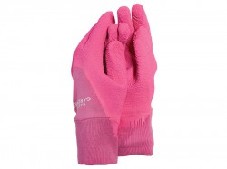 Town & Country TGL271S Master Gardener Ladies Pink Gloves (Small)