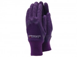 Town & Country TGL272M Master Gardener Ladies Aubergine Gloves (Medium)