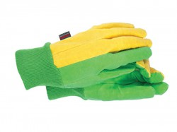 Town & Country TGL403 Mens Stretch Vinyl Coated Gloves
