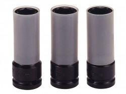 Teng 9203N Wheel Nut Socket Set 3 Piece