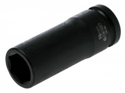 Teng Deep Impact Socket Hexagon 6-Point 1/2in Drive 19mm