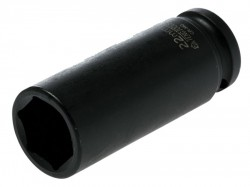Teng Deep Impact Socket Hexagon 6-Point 1/2in Drive 22mm
