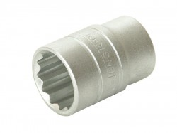 Teng Bi-Hexagon Socket 12 Point Regular A/F 1/2in Drive 1.in