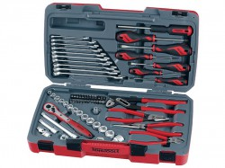 Teng T3867 Tool Set of 67 3/8in Drive