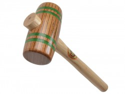 Thor 8060 Cylindrical Hardwood Mallet 58mm 525g