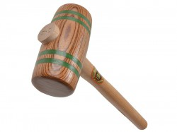 Thor 8070 Cylindrical Hardwood Mallet 67mm 800g