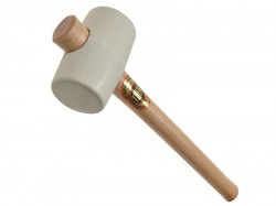 Thor 952W White Rubber Mallet 54mm 375g