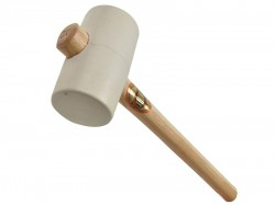 Thor 953W White Rubber Mallet 64mm 675g