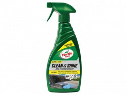 Turtle Wax Clean & Shine Total Exterior Detailer 500ml Trigger