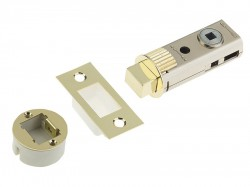 UNION FastLatch Easy Fit Bolt Brass 60mm (2.5in)