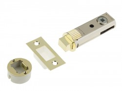 UNION FastLatch Easy Fit Bolt Brass 73mm (3in)