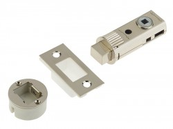 UNION FastLatch Easy Fit Bolt Satin Nickel 60mm (2.5in)