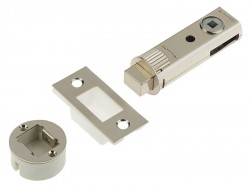 UNION FastLatch Easy Fit Bolt Satin Nickel 73mm (3in)