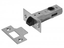 UNION Y2600 Tubular Latch Essentials Zinc Plated 79mm 3in Visi