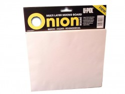 U-Pol Onion Board Multi Layer Mixing Pallette 1 Pack (100 Sheets)