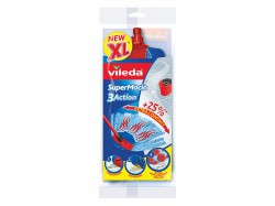 Vileda SuperMocio 3Action XL Refill