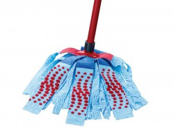 Vileda SuperMocio 3Action XL Mop Head & Handle