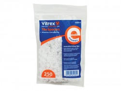 Vitrex Essential Tile Spacers 5mm Pack of 250