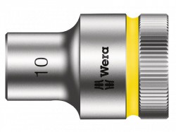 Wera Zyklop Socket 1/2in Drive 10mm