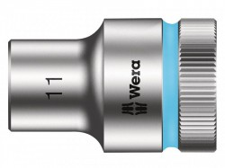 Wera Zyklop Socket 1/2in Drive 11mm