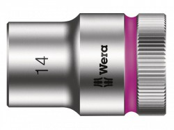 Wera Zyklop Socket 1/2in Drive 14mm