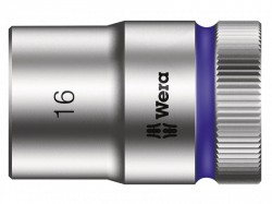 Wera Zyklop Socket 1/2in Drive 16mm