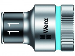 Wera 8790 HMC HF Zyklop Bolt Holding Socket 1/2in Drive x 11mm Hex