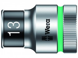 Wera 8790 HMC HF Zyklop Bolt Holding Socket 1/2in Drive x 13mm Hex