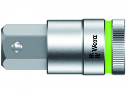Wera 8740 C HF Zyklop In-Hex Screw Hold Socket 1/2in Drive, SW 19 x 60mm