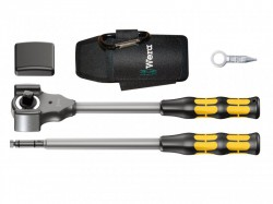 Wera 8002 C Koloss Combination Ratchet Hammer Set